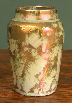 [Iridescent Pottery by Paul J. Katrich, 0653]
