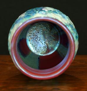 [Iridescent Pottery by Paul J. Katrich (0693)]