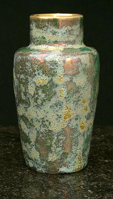 [Iridescent Pottery by Paul J. Katrich (0695)]