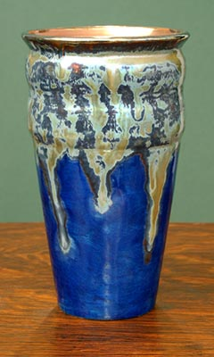 [Iridescent Pottery by Paul J. Katrich (0699)]