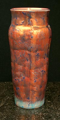 [Iridescent Pottery by Paul J. Katrich (0700)]