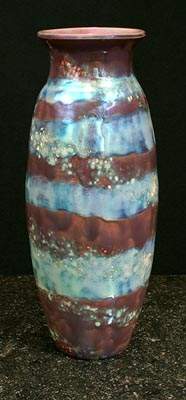 [Iridescent Pottery by Paul J. Katrich (0703)]