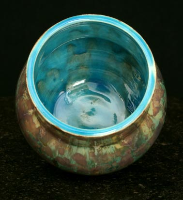[Iridescent Pottery by Paul J. Katrich (0704)]
