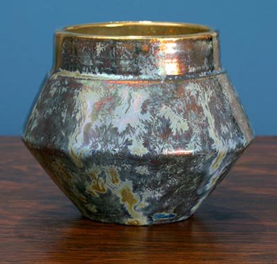 [Iridescent Pottery by Paul J. Katrich (0705)]