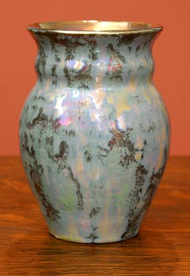 [Iridescent Pottery by Paul J. Katrich (0712)]