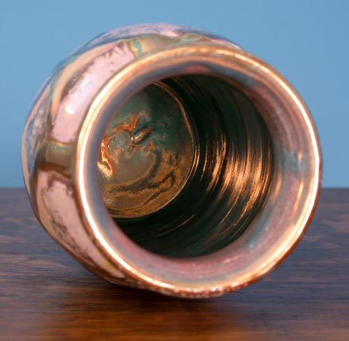 [Iridescent Pottery by Paul J. Katrich (0713)]