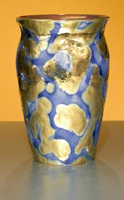 [Iridescent Pottery by Paul J. Katrich (0721)]