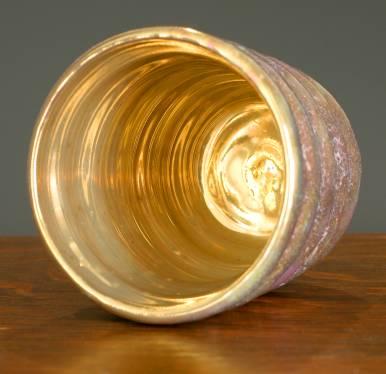 [Iridescent Pottery by Paul J. Katrich (0728)]