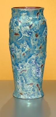 [Iridescent Pottery by Paul J. Katrich (0733)]