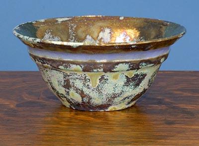 [Iridescent Pottery by Paul J. Katrich (0738)]