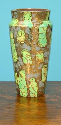 [Iridescent Pottery by Paul J. Katrich (0741)]