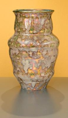 [Iridescent Pottery by Paul J. Katrich (0744)]