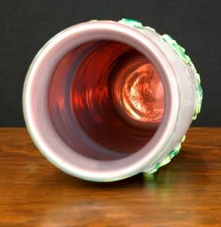 [Iridescent Pottery by Paul J. Katrich (0746)]