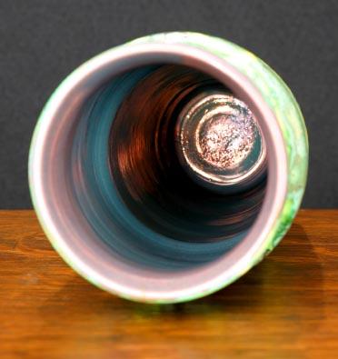 [Iridescent Pottery by Paul J. Katrich (0754)]