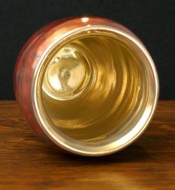 [Iridescent Pottery by Paul J. Katrich (0756)]