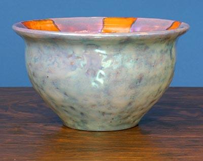 [Iridescent Pottery by Paul J. Katrich (0757)]