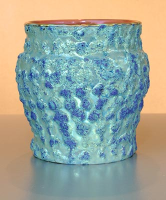 [Iridescent Pottery by Paul J. Katrich (0758)]