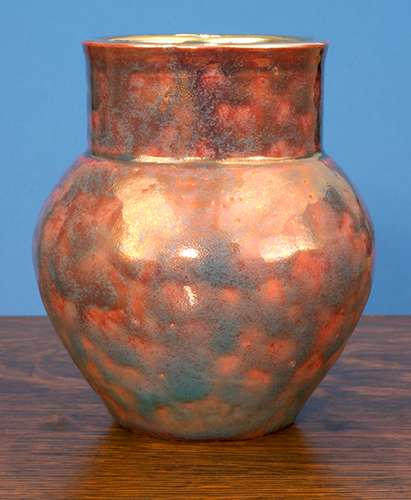 [Iridescent Pottery by Paul J. Katrich (0788)]