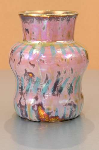 [Iridescent Pottery by Paul J. Katrich (0789)]