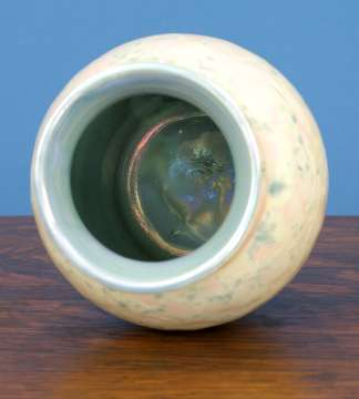 [Iridescent Pottery by Paul J. Katrich (0793)]