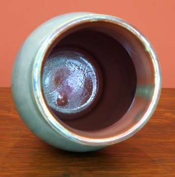 [Iridescent Pottery by Paul J. Katrich (0794)]