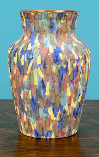 [Iridescent Pottery by Paul J. Katrich (0797)]