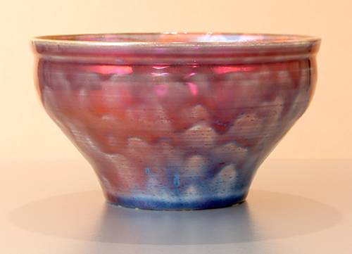 [Iridescent Pottery by Paul J. Katrich (0824)]