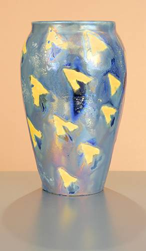 [Iridescent Pottery by Paul J. Katrich (0916)]