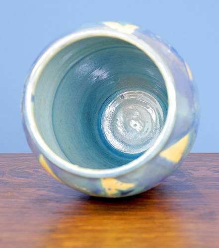 [Iridescent Pottery by Paul J. Katrich (0916)]