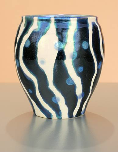 [Iridescent Pottery by Paul J. Katrich (0922)]