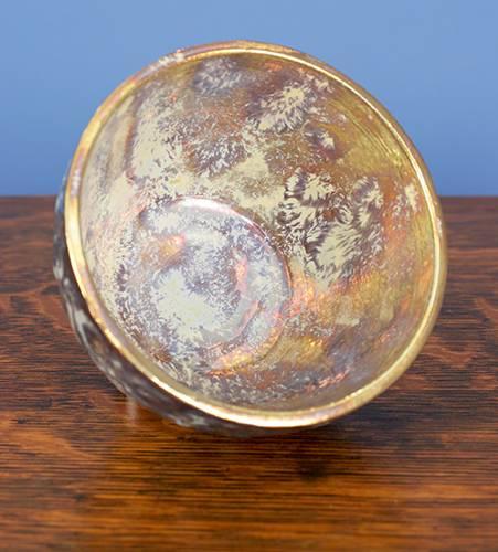 [Iridescent Pottery by Paul J. Katrich (0979)]