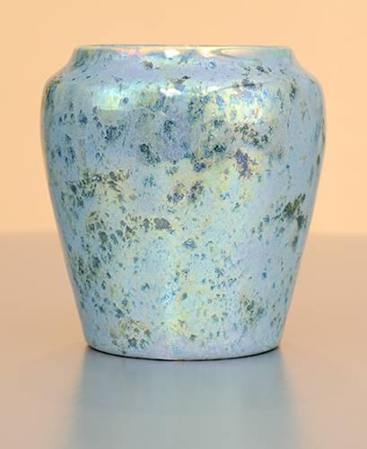 [Iridescent Pottery by Paul J. Katrich (0983)]