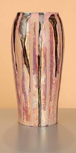 [Iridescent Pottery by Paul J. Katrich (0986)]