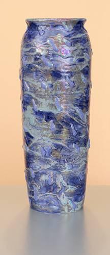 [Iridescent Pottery by Paul J. Katrich (0987)]