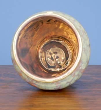 [Iridescent Pottery by Paul J. Katrich (0989)]