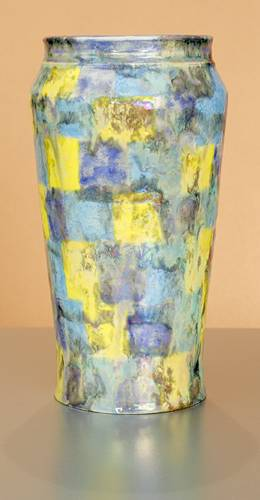 [Iridescent Pottery by Paul J. Katrich (0997)]