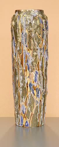 [Iridescent Pottery by Paul J. Katrich (1003)]
