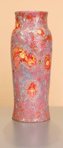 [Iridescent Pottery by Paul J. Katrich (1007)]