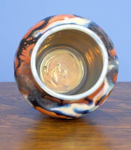 [Iridescent Pottery by Paul J. Katrich (1053)]