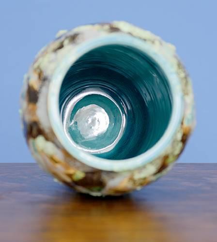 [Iridescent Pottery by Paul J. Katrich (1058)]