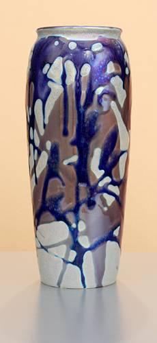 [Iridescent Pottery by Paul J. Katrich (1061)]