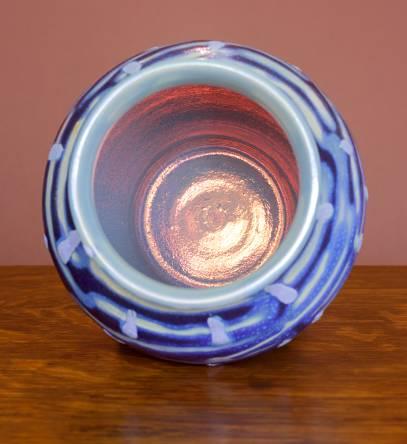 [Iridescent Pottery by Paul J. Katrich (1063)]