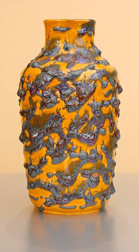 [Iridescent Pottery by Paul J. Katrich (1064)]