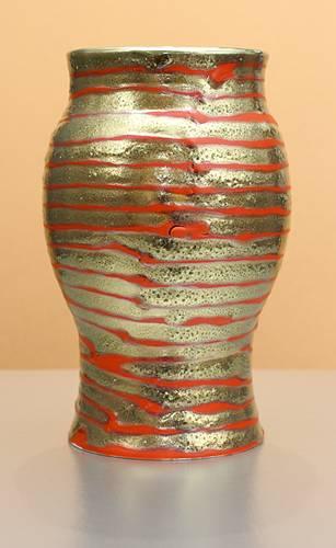 [Iridescent Pottery by Paul J. Katrich (1065)]