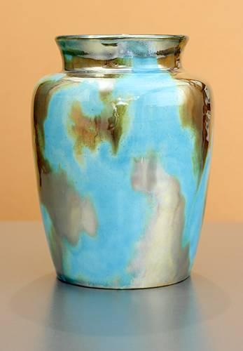 [Iridescent Pottery by Paul J. Katrich (1066)]