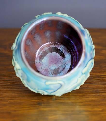 [Iridescent Pottery by Paul J. Katrich (1072)]