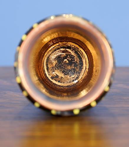 [Iridescent Pottery by Paul J. Katrich (1075)]