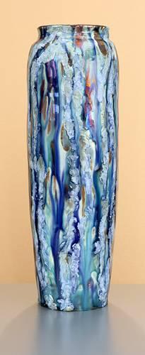 [Iridescent Pottery by Paul J. Katrich (1076)]