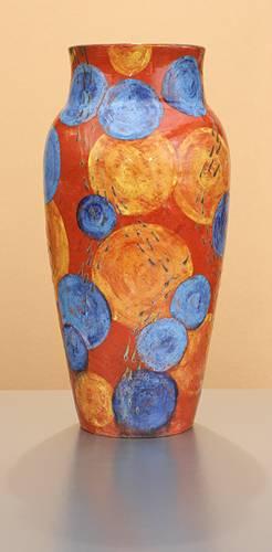 [Iridescent Pottery by Paul J. Katrich (1099)]