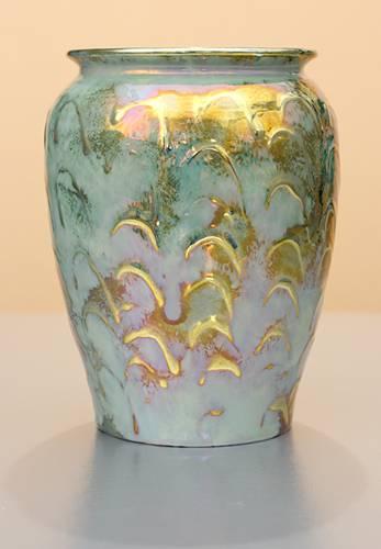 [Iridescent Pottery by Paul J. Katrich (1112)]